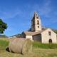 circuit GPS de vtt, Espace VTT - FFC du Verdon et des Vallées de l'Asse – Le Tour des Faïsses n°17 – Tartonne : Eglise de Tartonne © Wikipédia - Alpes de Haute Provence