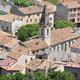 circuit GPS de vtt, Espace VTT - FFC du Verdon et des Vallées de l'Asse – le tour des Barres n°16 -  Barrême : Barrême © Wikipédia - Alpes de Haute Provence
