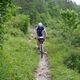 circuit GPS de vtt, Tour VTT intégral du Parc National des Ecrins en 9 jours : 126. Sendero camino de Reallon
