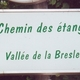 circuit GPS de rando,vtt, Chemin des étangs de la vallée de la Bresle - Le Tréport : Balisage