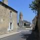 circuit GPS de vtt, Plateau d'Equay au Val de Seulles- St Vigor le Grand : Eglise de Nonant © Wikipédia - Roi.dagobert