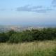 trail GPS : outdoor bike, Around Mont Cindre and Mont Thoux : Vue de Lyon depuis le mont Thoux