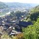 circuit GPS de rando, Balade à Bouvignes-sur-Meuse : Point de vue sur Bouvignes