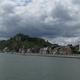 circuit GPS de rando, La Transcalestienne - Boucle du Mont Haurs : Vue sur la rive gauche de Givet