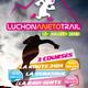 circuit GPS de course à pied, Le Trail de Vénasque depuis Bagnères de Luchon :