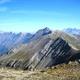 trail GPS : hike, Sur le fil des crêtes de Parassac,  Parc National du Mercantour : La crête dans sa totalité ©Montagne-Cool