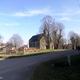 circuit GPS de rando, De Noire Pierre au château du Rocan : Eglise fortifiée de Bulson