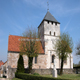 circuit GPS de rando,vtt, La Montagnotte : Eglise fortifiée de Champigny-les-Langres