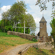 trail GPS : hike,outdoor bike, The hillside of Langres plateau : Eglise et croix de Verseilles-le-Haut