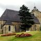 circuit GPS de rando, La voie d'Arles de Lacommande à Oloron : Monein Eglise St Girons extérieur  © CDT 64