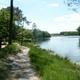 circuit GPS de rando, Lac de Gurson - Carsac de Gurson :