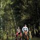 trail GPS : horse, Boucle de Templeuve : e304