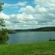 circuit GPS de rando,vtt, Le Tour du lac de la Plate Taille : Lac de la Plate Taille