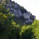 trail GPS : hike, Cabreret - Pasturat - Chemin de St-Jacques de Compostelle : Falaises de la vallée du Lot  © Les Balades et Randonnées de Fred