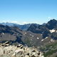 circuit GPS de rando, Tour du Mont Perdu - Etape 2 : Côté français, le port de Pinède au fond