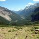 circuit GPS de rando, Tour du Mont Perdu - Etape 2 : Valle de Pineta et le refuge au fond