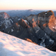 circuit GPS de rando, Tour du Mont Perdu - Etape 4 : Vue du sommet du Mont Perdu