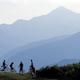 trail GPS : outdoor bike, Espace VTT FFC Haute Bigorre – Circuit n° 8 - Le Chiroulet : ©OT Haute Bigorre