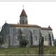circuit GPS de rando,vtt, Circuit des vignes – Thénac : Eglise de Chermignac © Bouyeros - Wikipédia