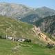 circuit GPS de rando, Circuit du Ténibre - Jour 1 - Du Pra à Ferrières : Le hameau de Ferrières en Italie