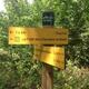 circuit GPS de rando,course à pied, La Boucle du Burgaud : Carrefour