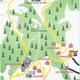 circuit GPS de rando, Balade dans le Val d'Arly - La Tête du Torraz : Carte de la rando