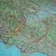 circuit GPS de rando, Boucle dans le parc de Paklenica (Croatie) :