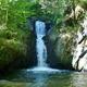 circuit GPS de rando, Cascade de Vachand - Ladinhac : Cascade de Vachand
