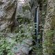 circuit GPS de rando, Au fil du Ruisseau des Côtes, depuis Viaduc de Darne : Cascade de la goulotte du Ruisseau des Côtes