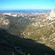 circuit GPS de rando, La Panouse via le Mont-Saint-Cyr - Marseille  : Le Vallon de la Panouse