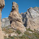 circuit GPS de rando, La Panouse via le Mont-Saint-Cyr - Marseille  : En haut du vallon