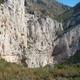 circuit GPS de rando, La Panouse via le Mont-Saint-Cyr - Marseille  : La muraille de Chine
