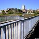 circuit GPS de vtt, Au sud de Saint-Geniès-de-Malgoires en VTT : La Rouvière (30) Pont sur La Braune ©  Sorcière de St-Chaptes - Panoramio