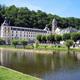 circuit GPS de rando, Boucle courte de Chatenet– Brantôme en Périgord : Abbaye de Brantôme © Monster1000 - Wikipédia