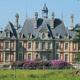circuit GPS de rando,vtt,cheval, En passant par le château de Malou - Norolles : Château de Combray © OT Blangy-Pont l'Eveque