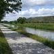 circuit GPS de vtt, Pays Coulangeois - FFC-VTT 6 - Les balcons d'Irancy  : Canal du Niverais à proximité de Vincelottes © Benchaum - Wikipédia