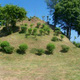 circuit GPS de rando, Circuit de Croix Mare – Montreuil-l'Argillé  : Motte féodale de Montreuil-l'Argillé © montreuilargile.fr
