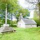 circuit GPS de rando, Forêt de St Ambroise - Berrien  : La chapelle St-Corentin © Moreau.henri  - Wikipédia