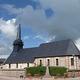 circuit GPS de rando, Chemin des Trois Calvaires - Asnières : Eglise d'Asnières© Gérard Janot - Wikipédia