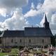circuit GPS de rando, Chemin des Trois Calvaires - Asnières : Eglise de Bailleul-la-Vallée © Gérard Janot - Wikipédia