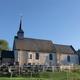 circuit GPS de rando, Chemin de la Chapelle - Saint-Sylvestre-de-Cormeilles : Eglise de Saint-Sylvestre-de-Cormeilles  © Gérard Janot - Wikipédia