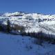 circuit GPS de rando, Cirque de Chamalière : Le Puy du Rocher dominant le cirque de Chamalière