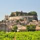 circuit GPS de cyclotourisme, Couleur lavande  (n°87) - Dieulefit  : Château de Grignan © Michael Krispin - Panoramio