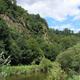 circuit GPS de rando,vtt, Les méandres de la Vire - Saint-Martin-Don : Les gorges de la Vire © Ikmo-ned - Wikipédia