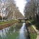trail GPS : hike,outdoor bike,running, Des coteaux au Canal du Midi : Le Canal du Midi