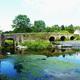 circuit GPS de rando, Tro an iyer - La vallée de l'Hyères – Carhaix-Plouguer : Le pont du xviiie siècle sur l'Hyères © Moreau Henri - Wikipédia