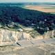 circuit GPS de rando, Bois de cise - Ault   : Ault, le Bois-de-Cise et les falaises © Varus111 - Wikipédia