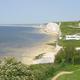 circuit GPS de rando, Bois de cise - Ault   : Les falaises vers Ault, vues du Bois-de-Cise © Ricardo Boimare - Wikipédia