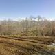 trail GPS : outdoor bike, A travers le bois de St Laurent - Saint-Laurent-du-Cros :