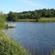 circuit GPS de cyclotourisme, Vers le lac de la Dathée  - Saint-Manvieu-Bocage  : Le lac de Dathée © Ikmo-ned - Wikipédia